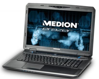 """PC Portable Gamer 17.3"""" Medion Erazer X7835 (i7-4710MQ - 16 Go  de Ram - SSD 128 Go + HDD 1 To - GTX 980M - Full HD)"""