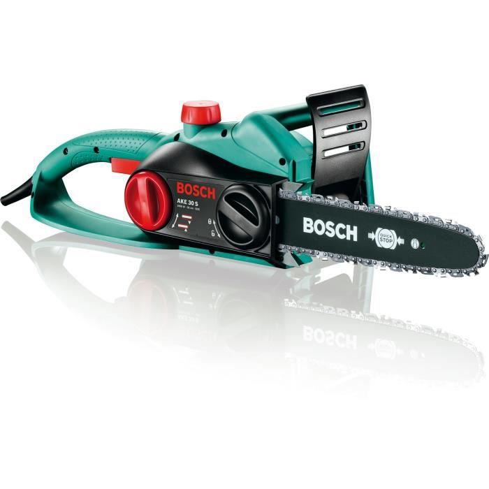 Tronçonneuse électrique Bosch AKE 30 S
