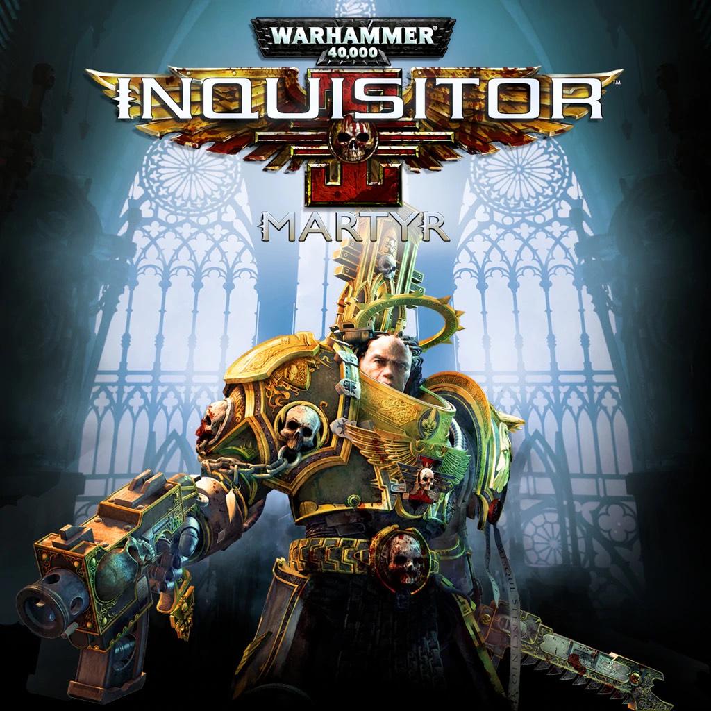 [Gold] Warhammer 40,000: Inquisitor et Fuser jouables gratuitement sur Xbox One, Xbox Series X/S (Dématérialisés)