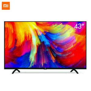 """TV 43"""" Xiaomi Mi 4S - LED, 4K UHD, HDR 10, Android TV, Bluetooth"""
