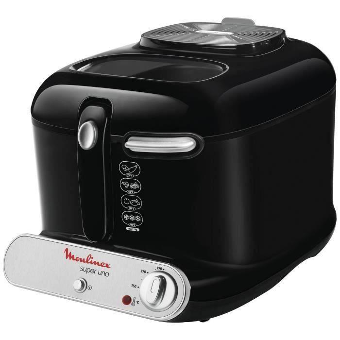 Friteuse électrique Moulinex Super Uno AM300830