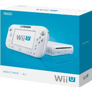 Console Nintendo Wii U Pack Basic 8 Go Blanc - Frais de port inclus