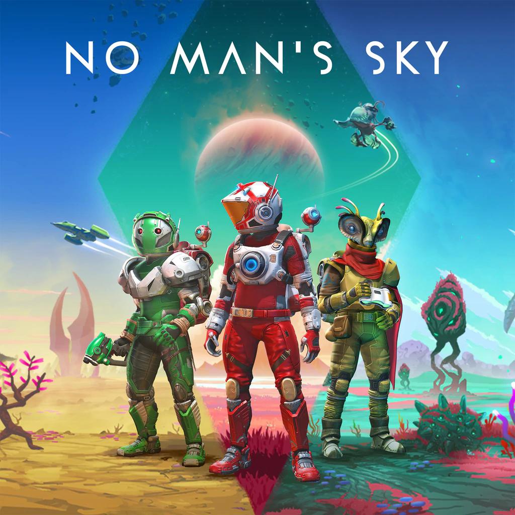 No Man's Sky sur PC (dématérialisé)