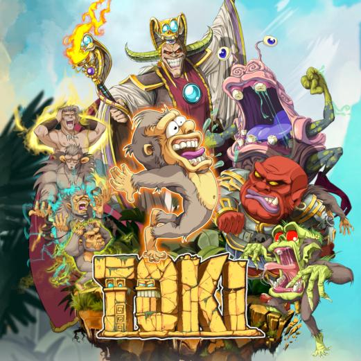 Toki sur PC (Dématérialisé - Steam)
