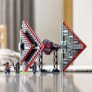 Lego Star Wars - Le chasseur Tie Sith 75272 (Frontaliers Allemagne - real.de)
