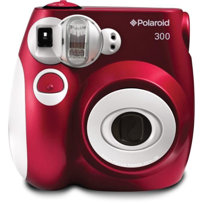 Appareil photo à impression instantanée Polaroid PIC300