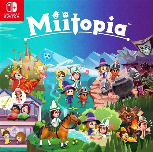 [Adhérents - pré-commande] Miitopia sur Switch (+ 10€ sur le compte-fidélité)