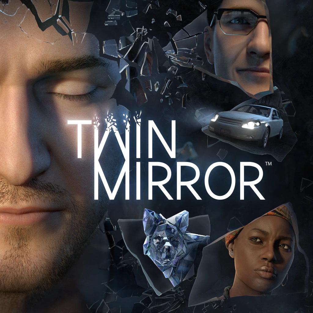 Twin Mirror sur PS4 (Dématérialisé)