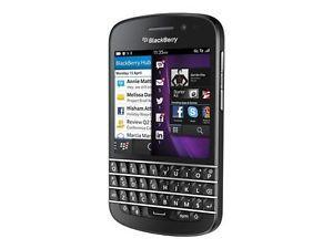 Smartphone Blackberry Q10 (boîte ouverte) - Noir