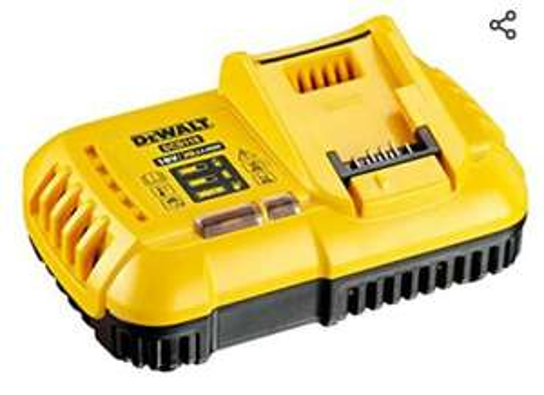 Chargeur Dewalt DCB118 18-54V