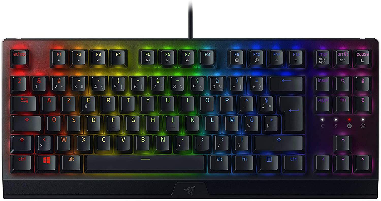 Clavier gaming filaire Razer Blackwidow V3 Tenkeyless