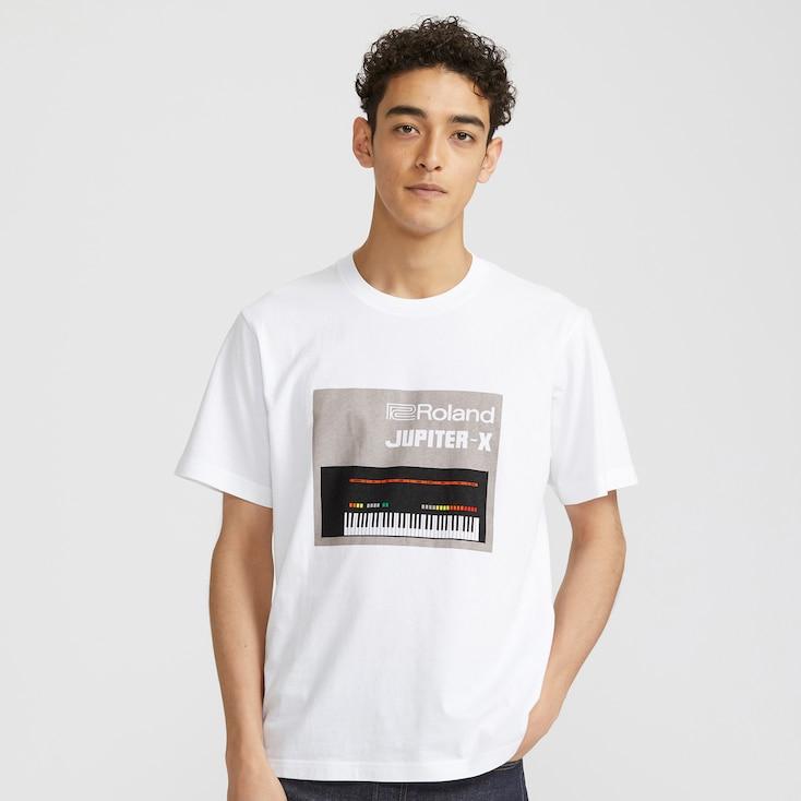T-shirt Roland Jupiter X pour Homme - Tailles XS à L