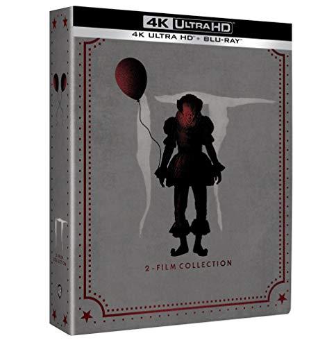 Blu-Ray 4K Ça - Chapitre 1 & 2 Édition SteelBook
