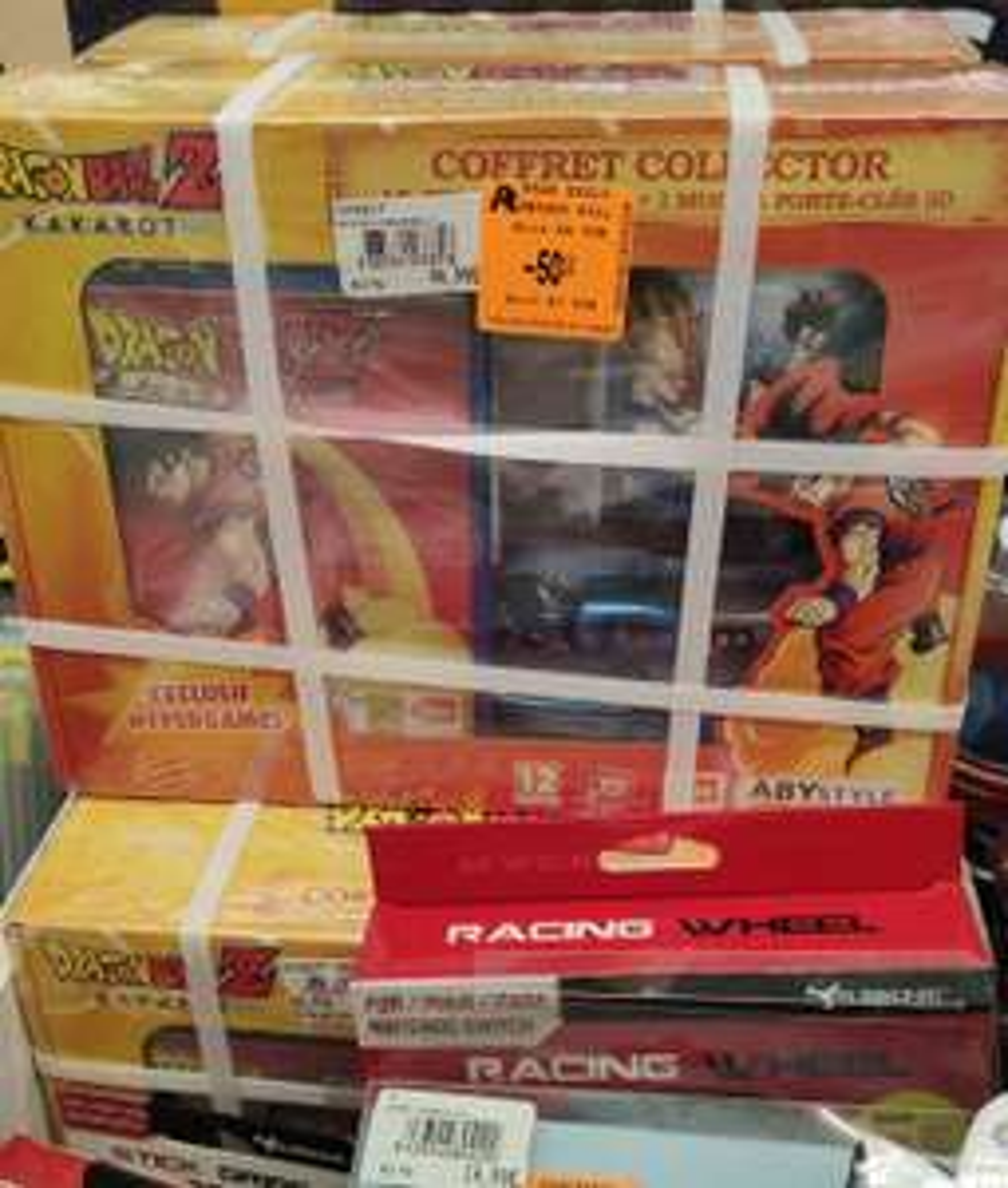 Dragon Ball Z Kakarot Coffret Collector sur PS4 - Fayet (02)