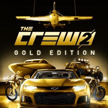 The Crew 2 Gold Edition sur PC (Dématérialisé - Ubi Connect)