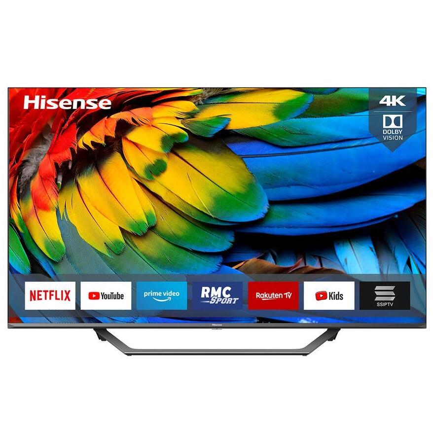 "TV 65"" Hisense 65A7500F - LED, 4K UHD, HDR 10+, Dolby Vision, Smart TV"
