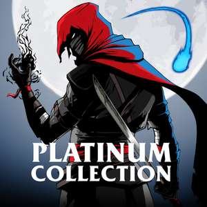 Platinum Collection: 3 jeux PC parmi une sélection dont Pack The Walking Dead Seasons 1 & 2, Iron Danger... (Dématérialisé - Steam)