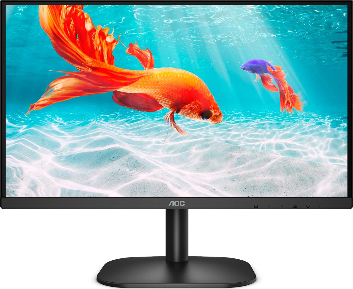 """Écran PC 21.5"""" AOC 22B2H - full HD, LED VA, 75 Hz, 4 ms"""