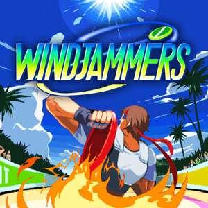 Windjammers sur Nintendo Switch (Dématérialisé)