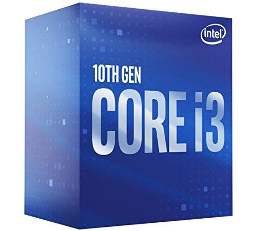 Processeur Intel Core i3-10100F - 3.6 GHz, Mode Turbo à 4.3 GHz