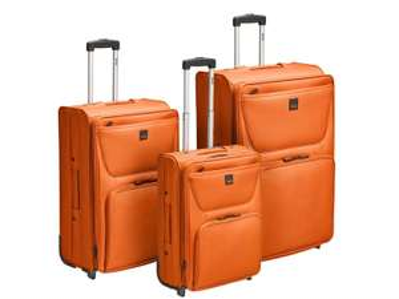 Set de 3 valises Stratic Bendigo Orange