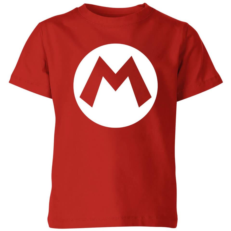 Sélection de T-shirt nintendo pour enfant en promotion - Ex: T-Shirt avec logo Nintendo Super Mario