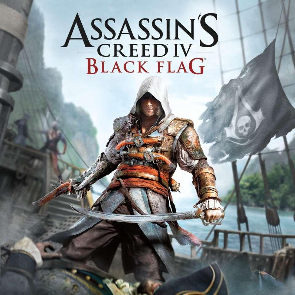 Jusqu'a -75% sur une séléction de jeux Ubisoft - Ex : Assassin's Creed IV: Black Flag (dématérialisé)