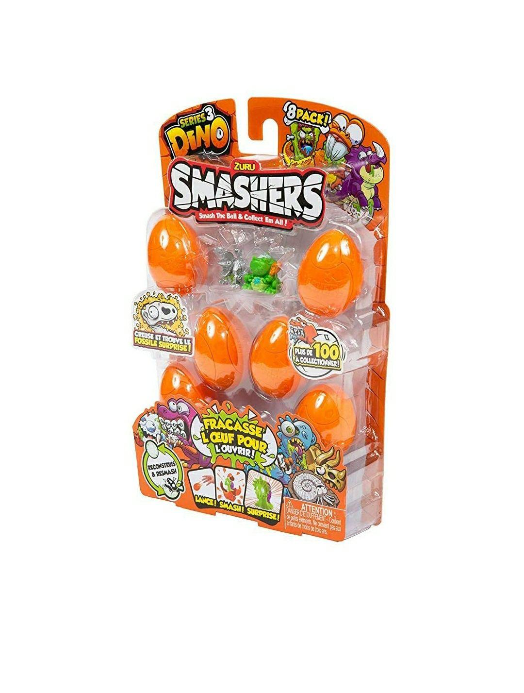 Jouet Smashers dino séries 3