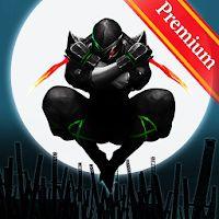 Sélection de 5 jeux gratuits sur Android. Ex: Demon Warrior Premium - Stickman Shadow Action RPG
