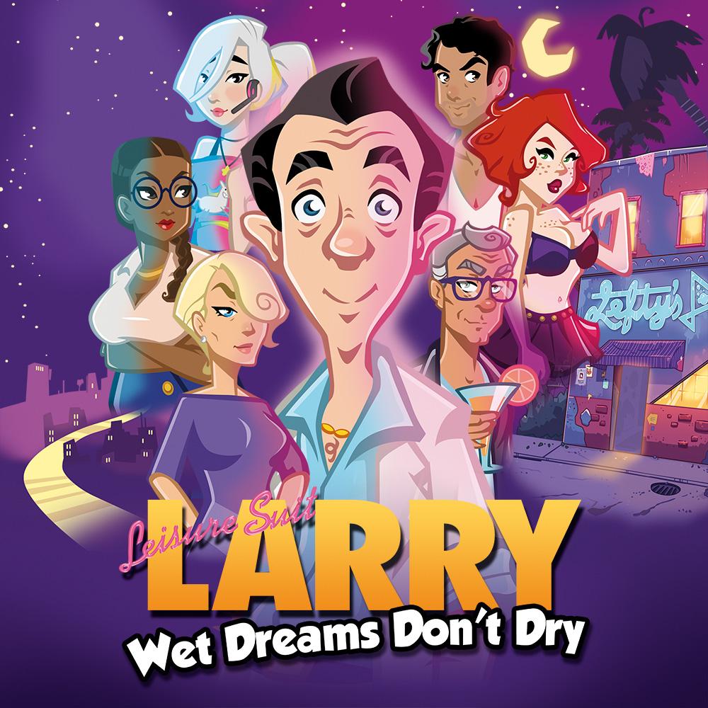 Leisure Suit Larry - Wet Dreams Don't Dry sur Nintendo Switch