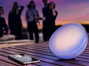 Lampe Philips Hue Go + Pont de connexion hue