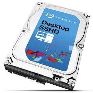 Disque dur interne Seagate Desktop SSHD 2 To (+15€ en bon d'achat sur Steam)