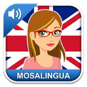Sélection d'applications Mosalingua sur iOS et Android