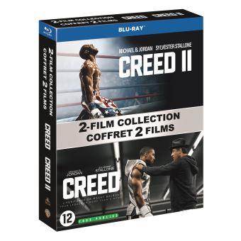 Coffret Blu-Ray Creed I & II