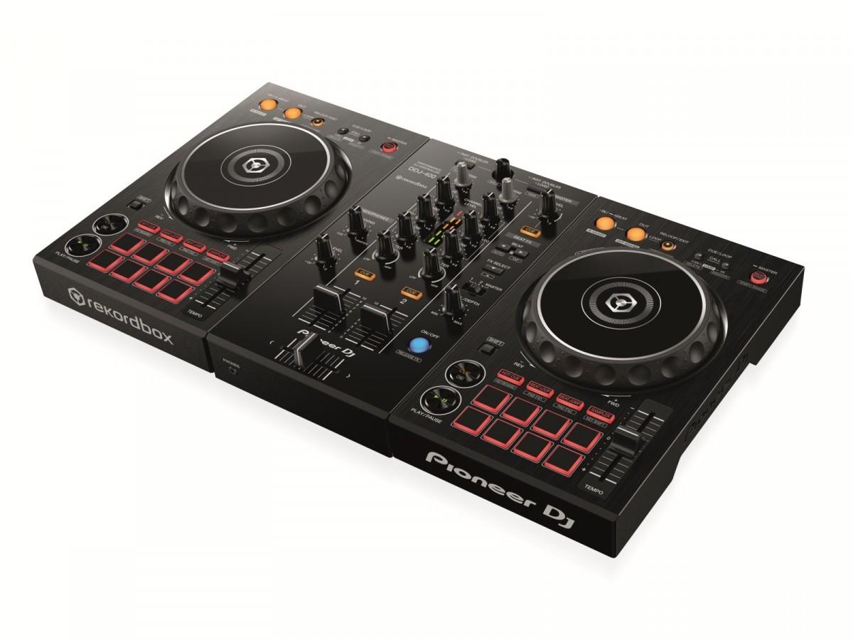 Contrôleur DJ Pioneer DJ DDJ-400 (eleonto.com)