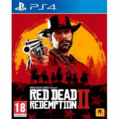 Jeu Red Dead Redemption 2 sur PS4 - Strasbourg (67)