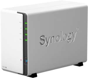 NAS Synology DS212j + HDD 2To