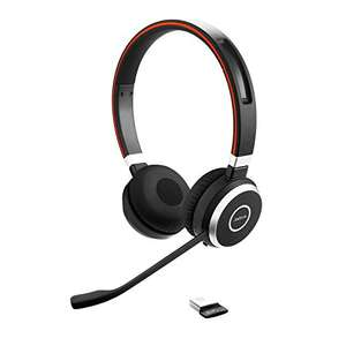 Micro-casque sans fil Jabra Evolve 65 Stereo