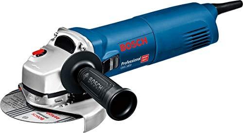 Meuleuse angulaire filaire Bosch Professional GWS 1400 - 1400 W, Diamètre de Disque 125 mm