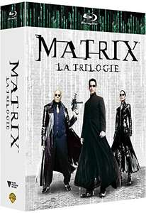 Coffret Blu-Ray Matrix - La Trilogie