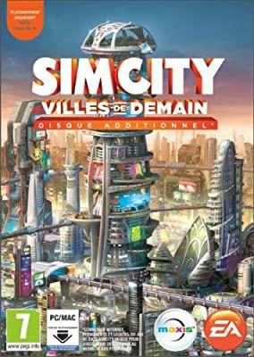 [DLC]Sim City : Villes de Demain sur PC (Dématérialisé - Origin)