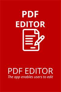 Application Editor for Adobe Acrobat PDF Reader Annotate gratuite sur PC (Dématérialisé)