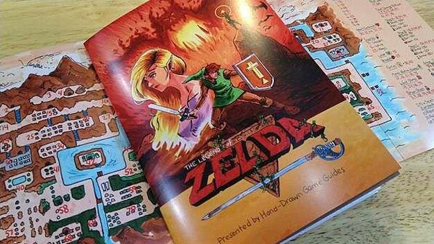 Guide digital The Legend of Zelda gratuit (Dématérialisé)
