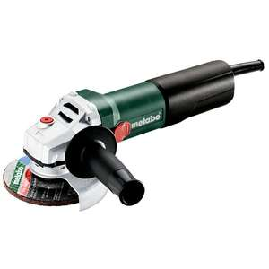 Meuleuse filaire METABO WQ1100-125 - 1100W