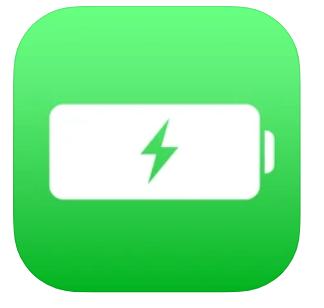 Application Batterie⁺ gratuite sur iOS & Apple Watch