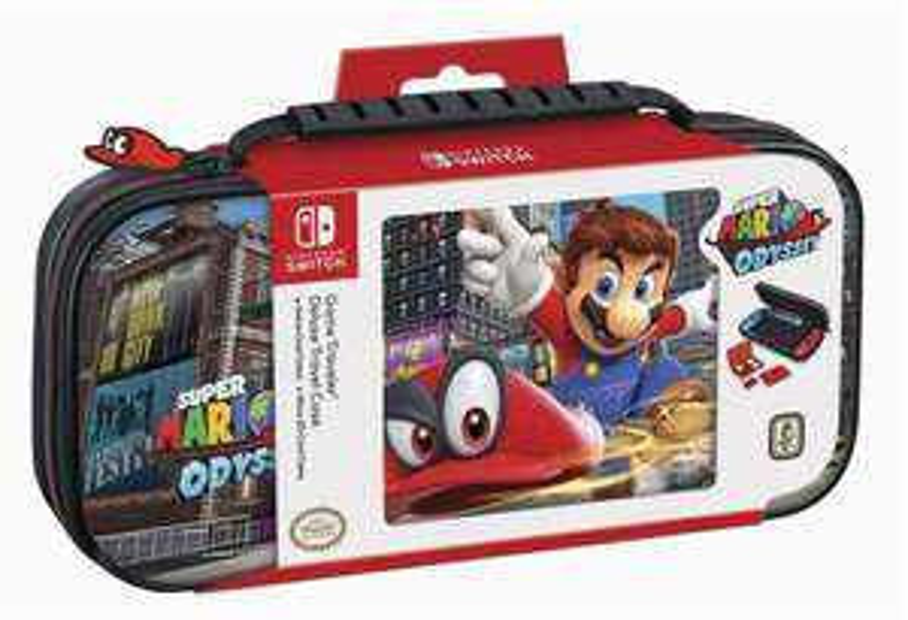 Housse de transport Deluxe Nintendo Switch Super Mario Odyssey