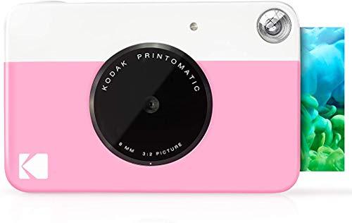 Appareil photo à impression instantanée Kodak Printomatic - Rose (vendeur tiers)