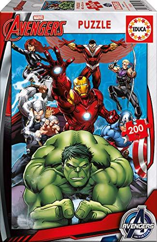 Puzzle Avengers 200 Pièces - Educa 15933