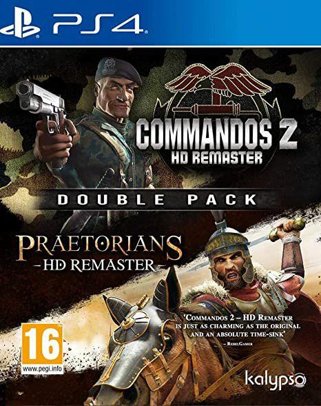 Bundle Commandos 2 + Praetorians: HD Remaster - Double Pack sur PS4