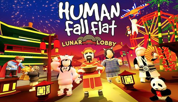 Human: Fall Flat sur PC (dématérialisé - Steam)